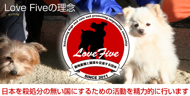 Love Five の理念